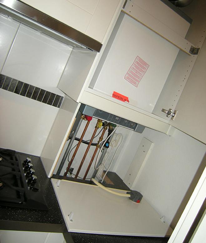 Keuken monteren en montage door Mooijwerk