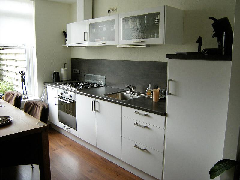 Ikea keuken plaatsen