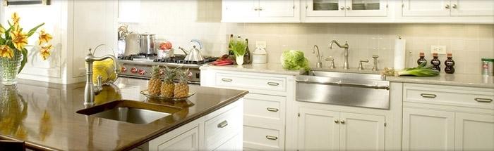 Hoe zit het met een houten vloeren in de keuken?